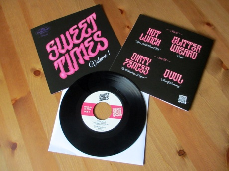 sweet times vol 1 7inch