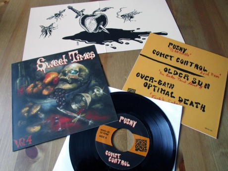 sweet times vol 4 7inch